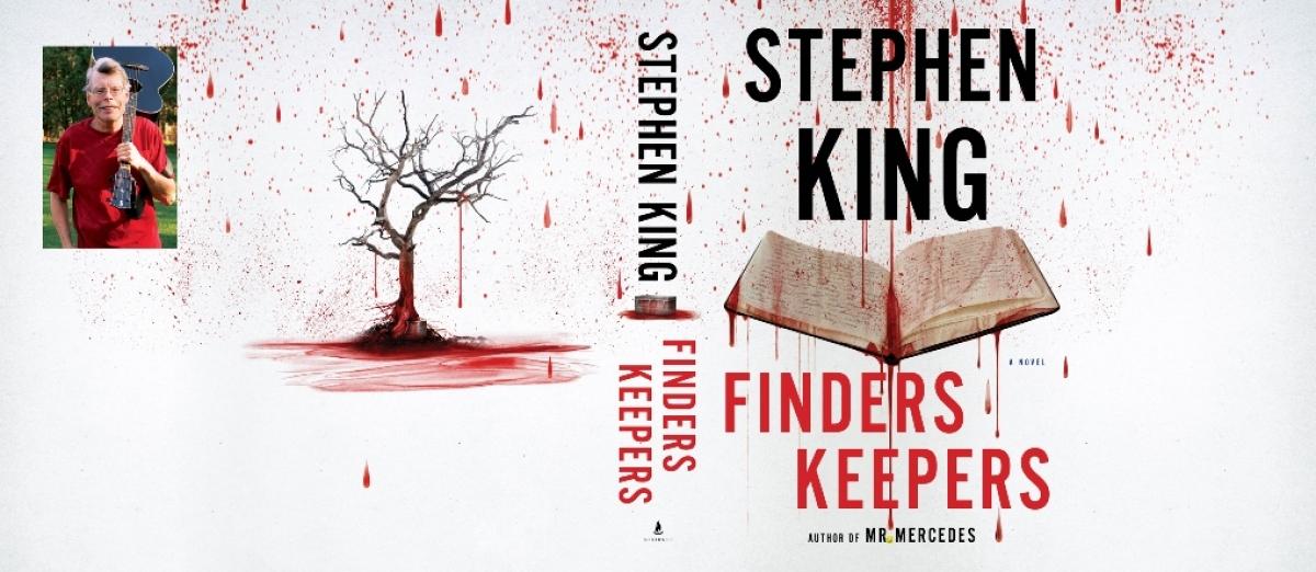 """""""Finders Keepers"""" - projekt obwoluty - obrazek"""