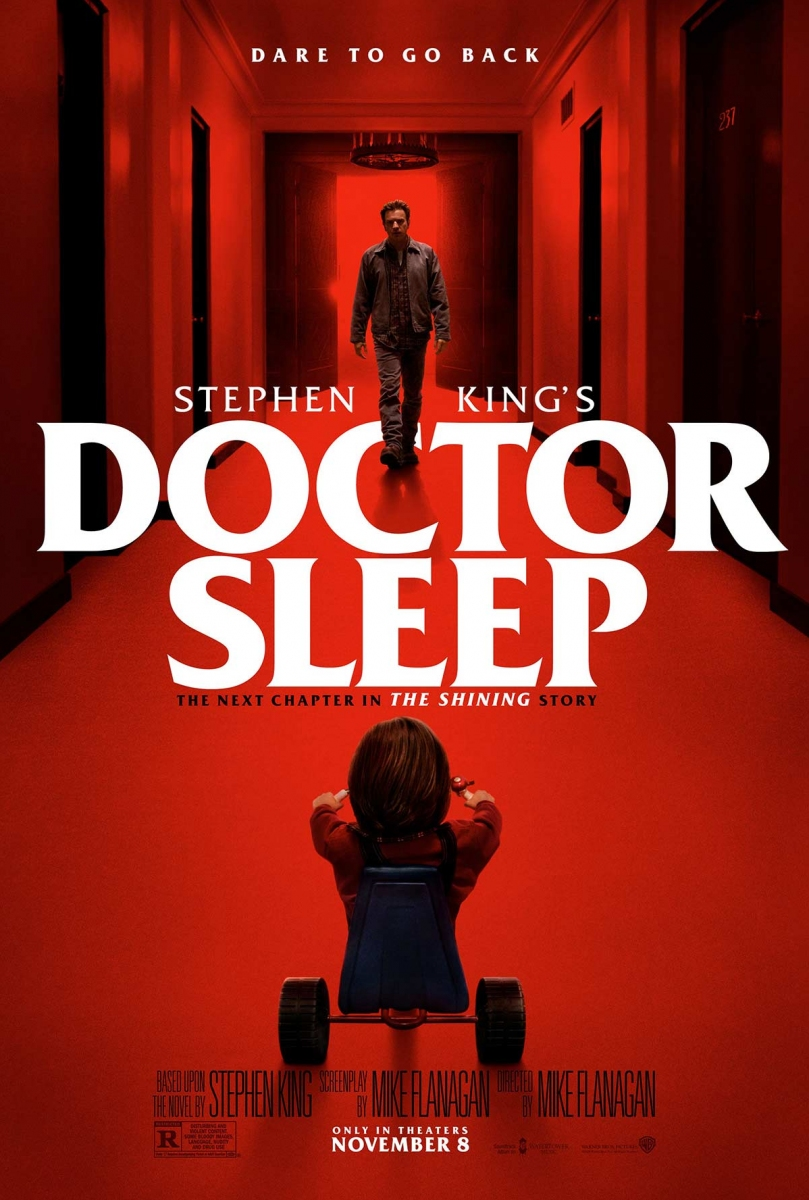"""Doctor Sleep"" - plakat USA - obrazek"