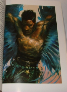 """The Talisman""/""Black House"" - ilustracja Ricka Berry'ego - obrazek"