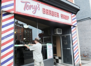 Fryzjer Avanti Hair Design zmienił się Tony's Barber Shop - obrazek