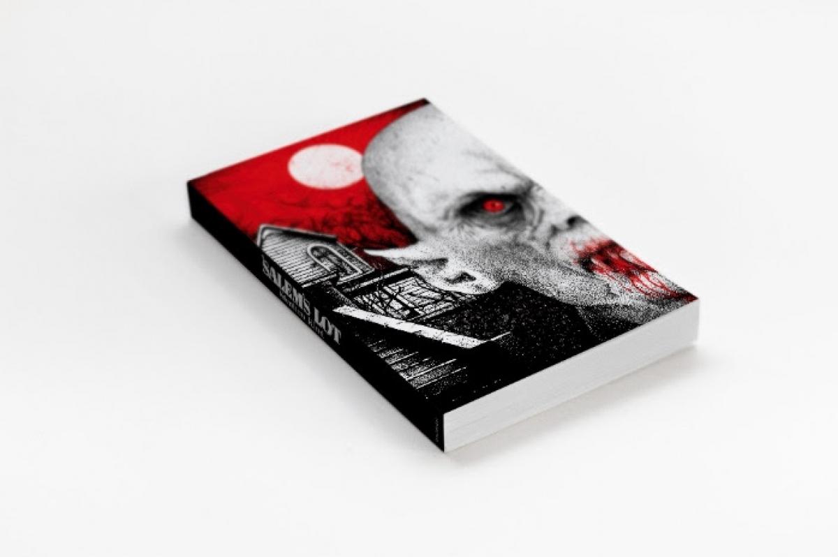"""""""'Salem's Lot"""" - wizualizacja wydania NRB - obrazek"""