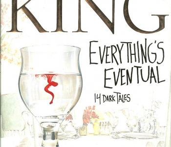 Everything's Eventual (Scribner) - obrazek