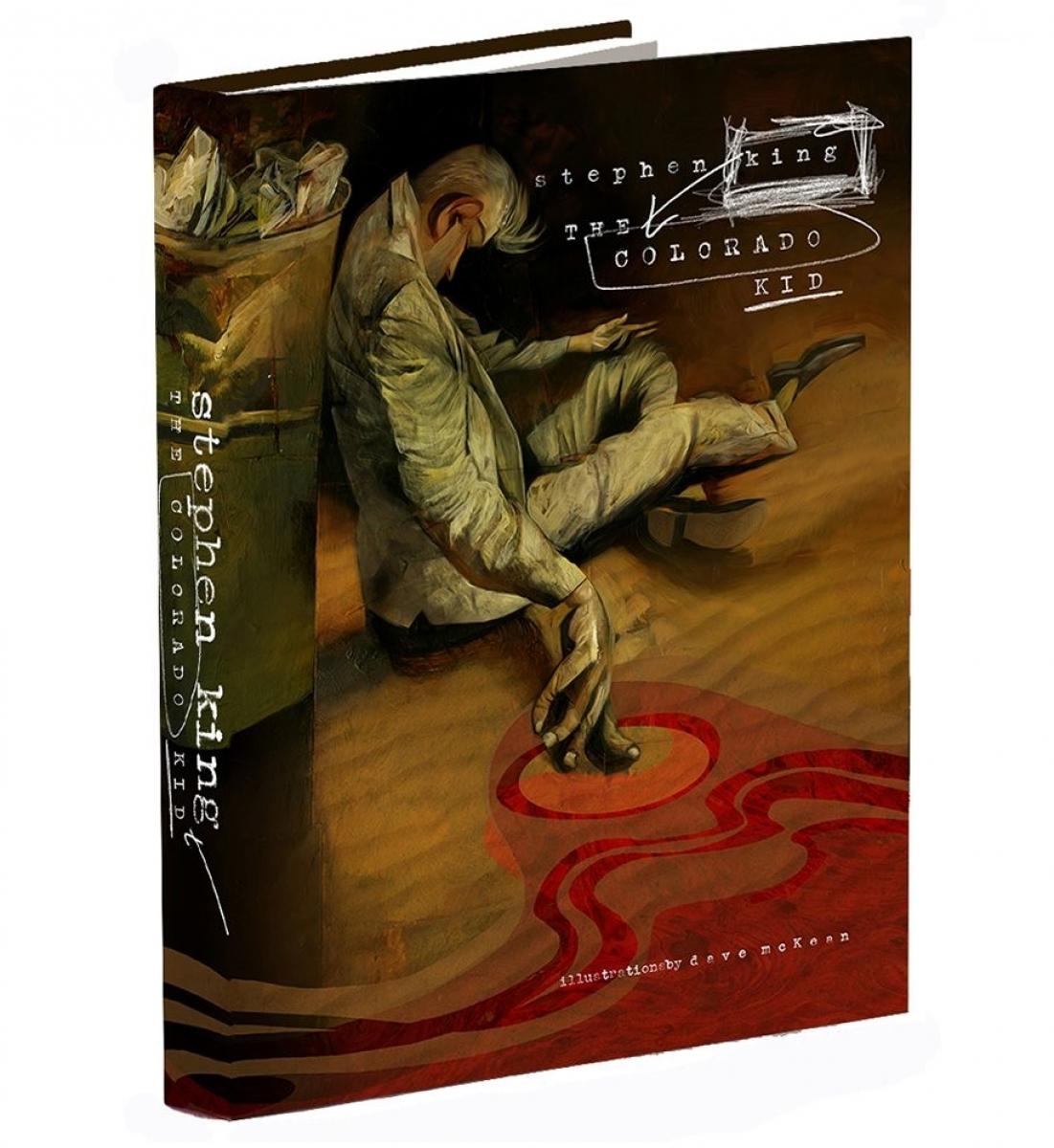 """The Colorado Kid"" - PS Publishing - Regular Trade Edition - obrazek"