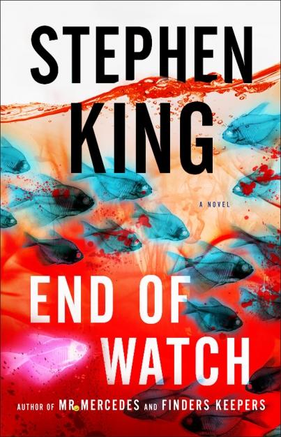 End of Watch - okładka wydania amerykańskiego