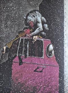 Bernie Wrightson - Cycle of Werewolf 11 - obrazek