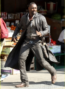 Idris Elba - The Dark Tower (zdjęcie FameFlynet) 18 - obrazek
