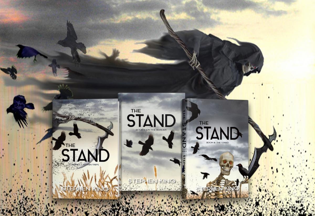 """The Stand"" - plakat promocyjny - obrazek"