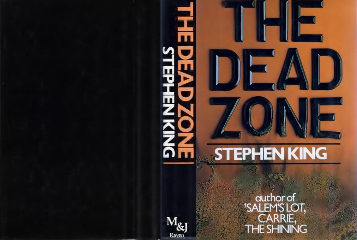 """""""The Dead Zone"""" - obwoluta - obrazek"""