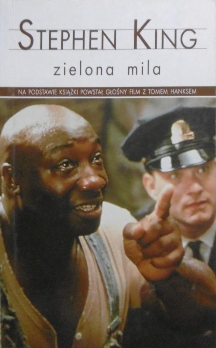 """""""Zielona mila"""" - wydanie z 2009 roku - obrazek"""