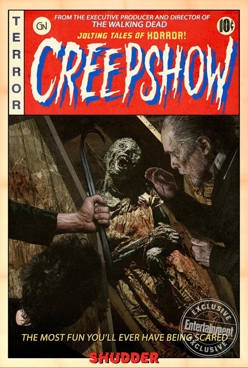 """""""Creepshow"""" - oficjalny plakat - obrazek"""