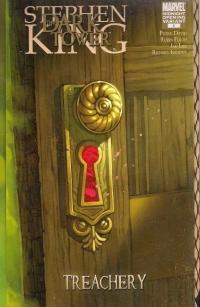 The Dark Tower: Treachery #1 (Midnight Opening)
