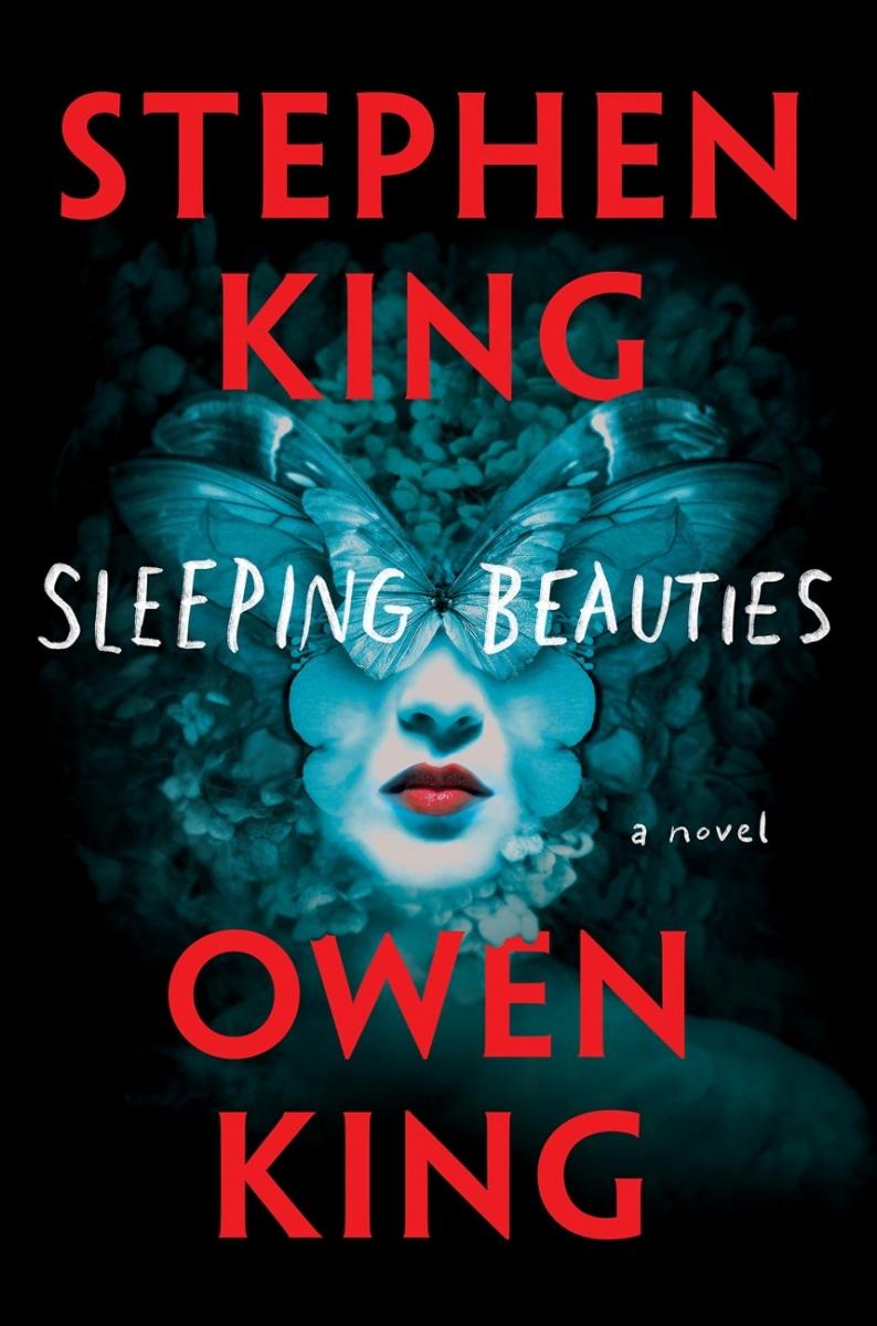 """Sleeping Beauties"" - okładka amerykańska - obrazek"