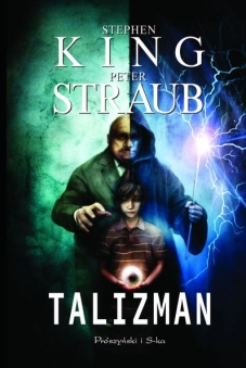 The Talisman - final cover - obrazek
