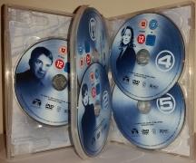 The Dead Zone S02 (DVD) płyty