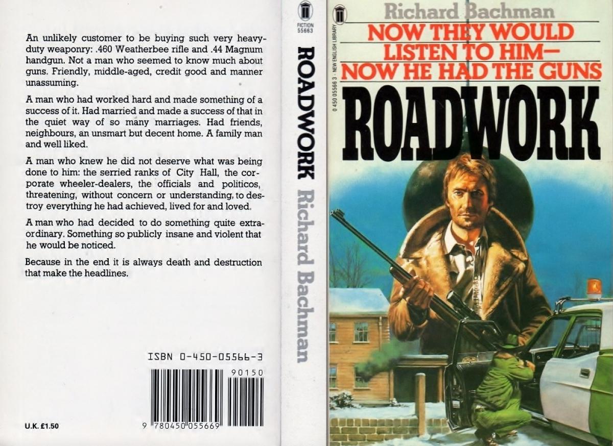 """Roadwork"" - obwoluta - obrazek"
