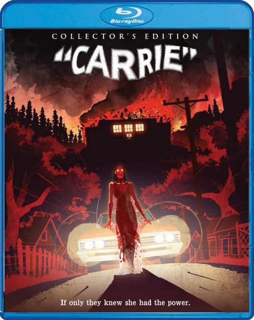 Carrie 40th Anniversary Edition (Blu ray)