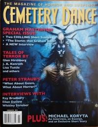 Cemetery Dance #65
