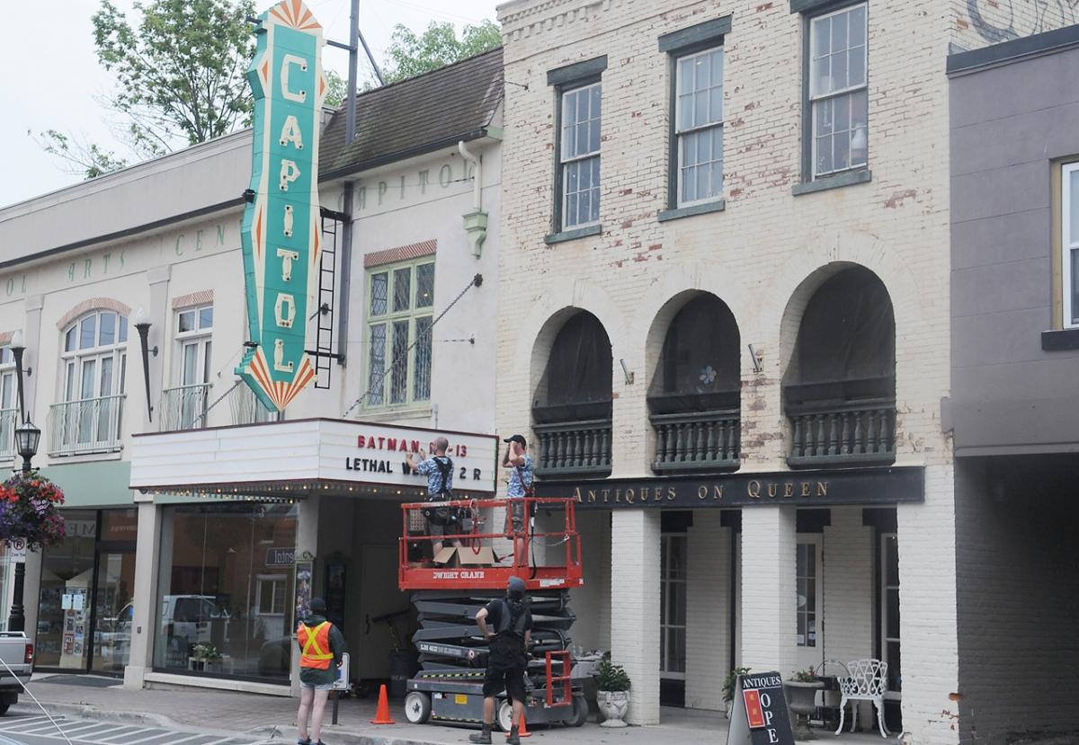 Port Hope Capitol Theatre prezentuje repertuar z 1989 roku - obrazek