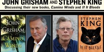 Stephen King i John Grisham online - obrazek