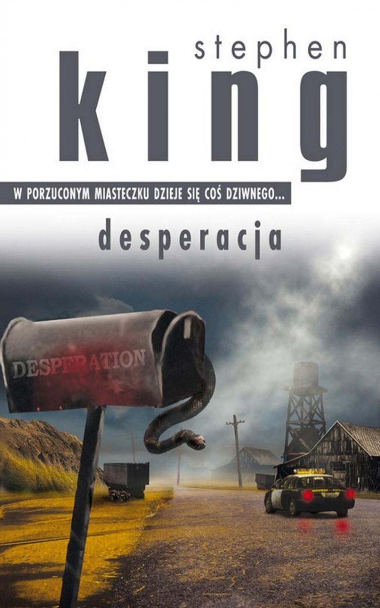 """""""Desperacja"""" - okładka dodruku z 2008 roku z kilkoma zmianami kosmetycznymi - obrazek"""