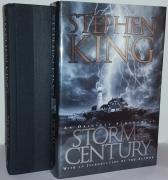 Storm of the Century (BOMC) - książka i obwoluta
