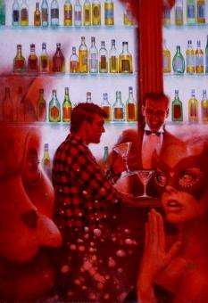 Don Maitz The Shining (3) - obrazek