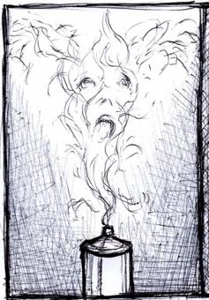 Vincent Chong - Steam - szkic - obrazek