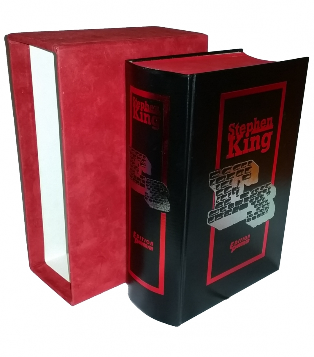 ES (Edition Phantasia) książka i etui - obrazek