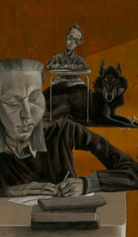 Nocna Zmiana - Dave McKean -  - obrazek