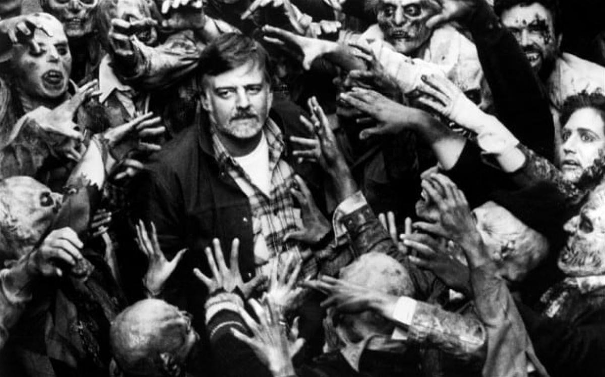 George A Romero - obrazek