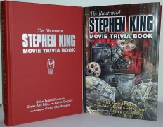 The Illustrated Stephen King Movie Trivia Book (Cemetery Dance) (3)