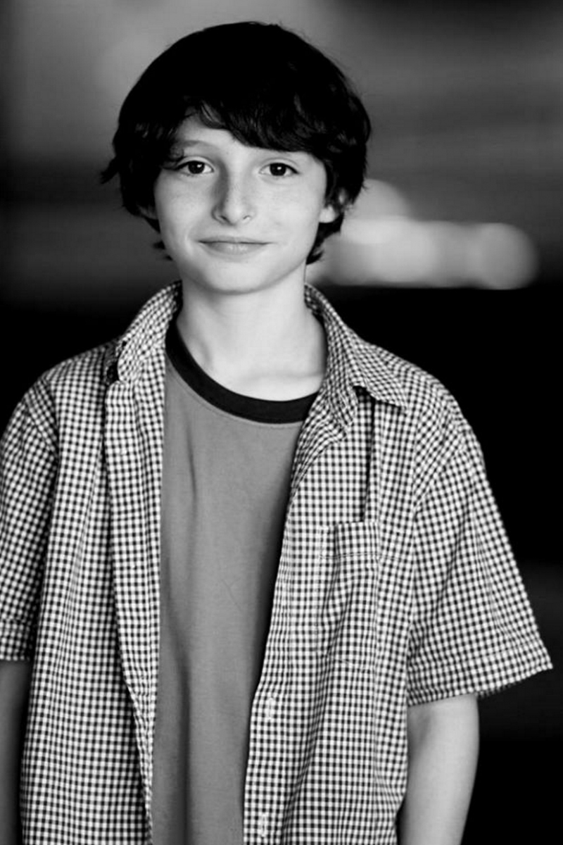Finn Wolfhard jako Richie Tozier - obrazek