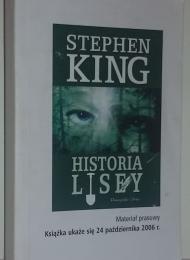 Historia Lisey - Prebook (Prószyński i S-ka) - obrazek