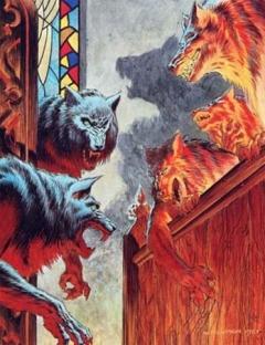 Bernie Wrightson - Cycle of Werewolf 05 - obrazek