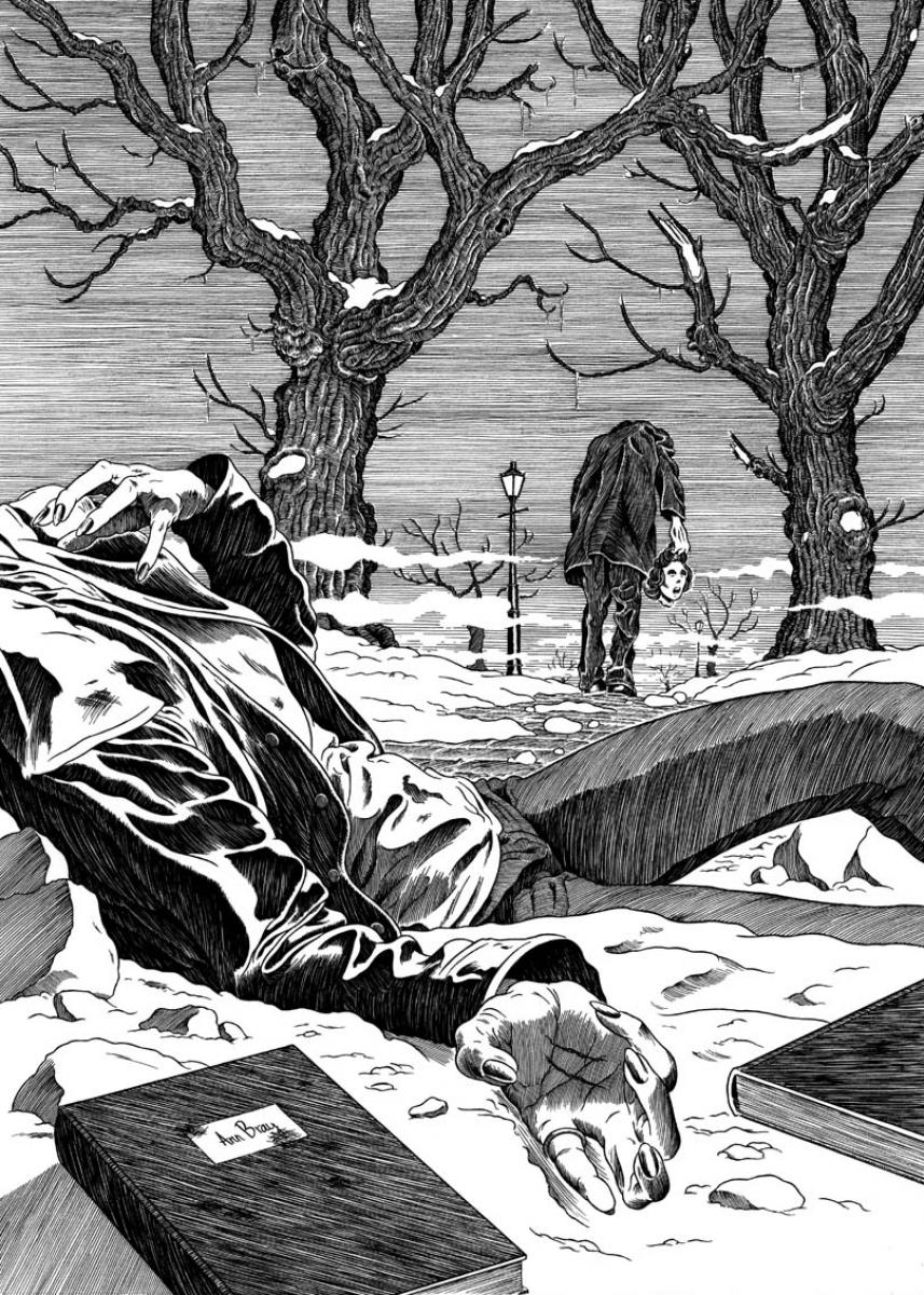 """""""Nocna zmiana"""" - Doubleday Years - Truskawkowa wiosna (autor Chris Odgers) - obrazek"""