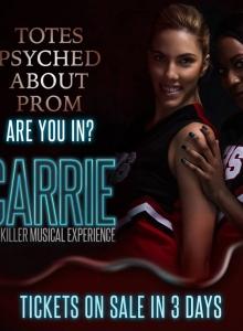 Carrie - plakat 3 - obrazek