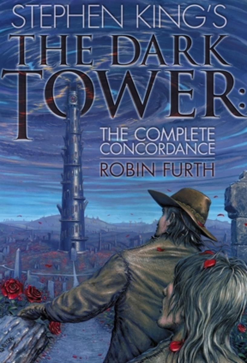 """Stephen King's The Dark Tower The Complete Concordance"" - obrazek"