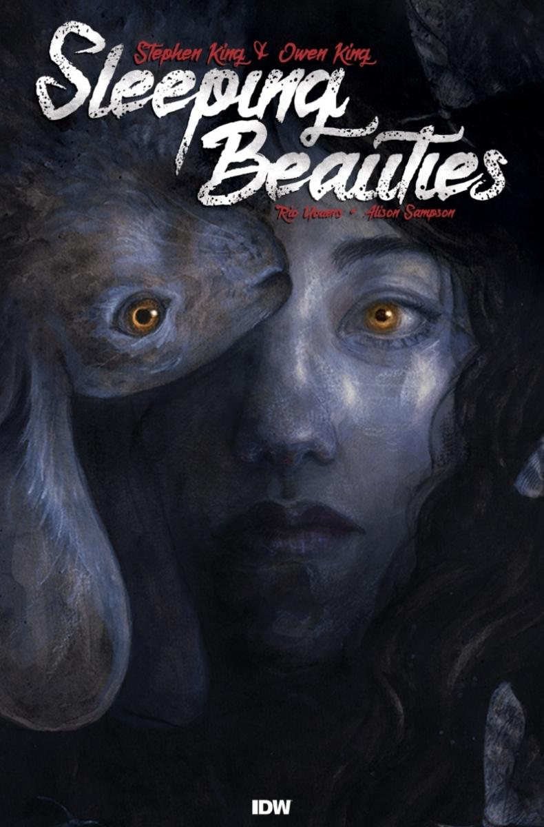 """""""Sleeping Beauties"""" - okładka komiksu wydawnictwa IDW - obrazek"""