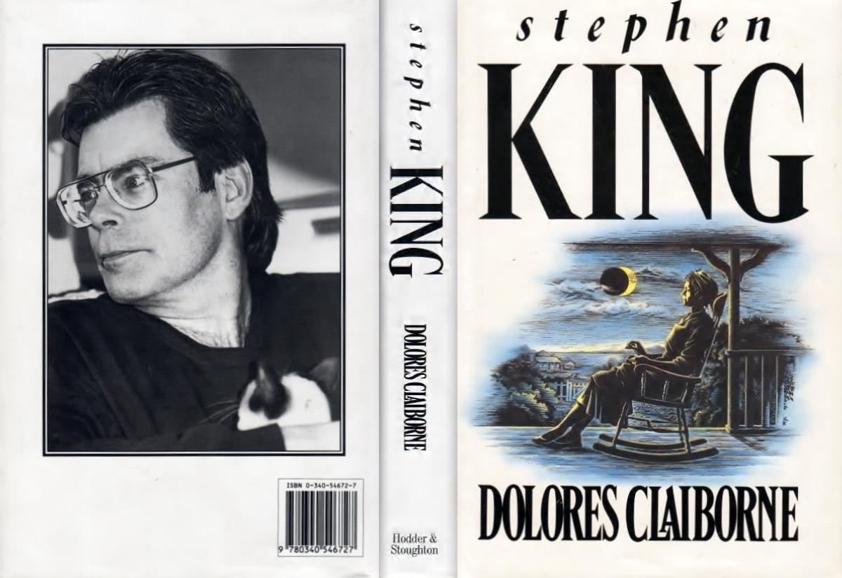 """""""Dolores Claiborne"""" - obwoluta - obrazek"""