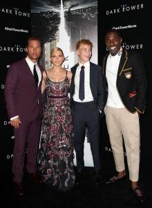 Matthew McConaughey, Katheryn Winnick, Tom Taylor i Idris Elba - obrazek