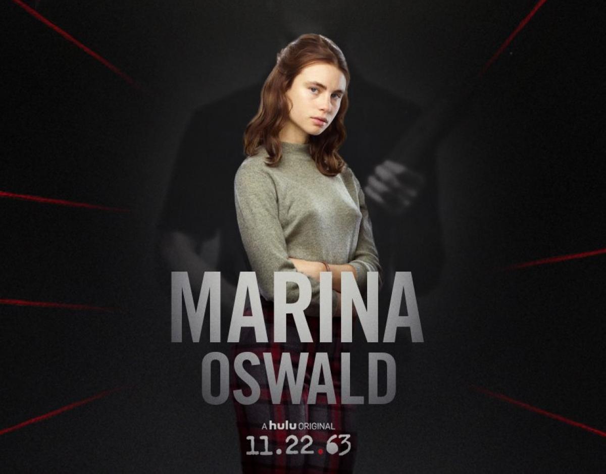 """11-22-63"" - Marina Oswald - obrazek"