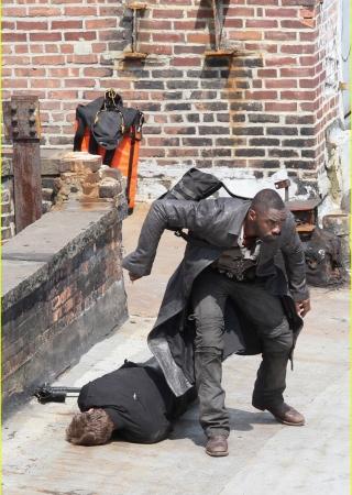 Idris Elba 45 (zdjęcie FameFlynet) - obrazek