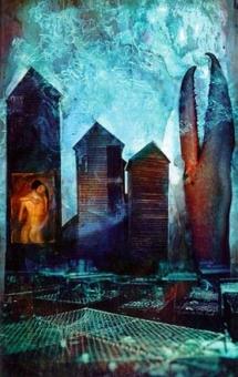 Dave McKean - The Dark Tower IV Wizard and Glass 08 - obrazek