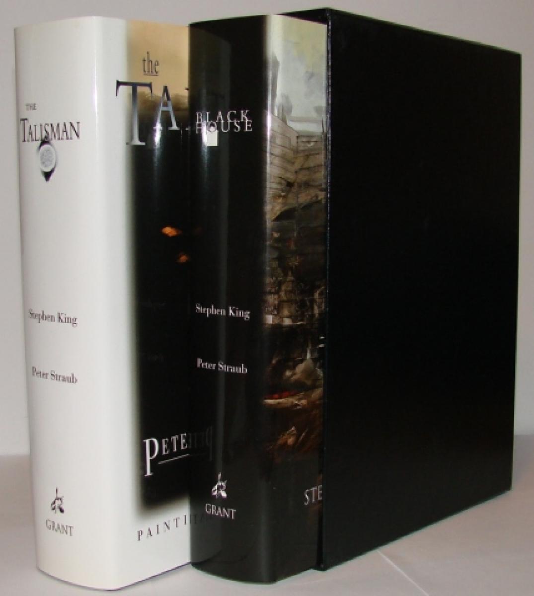 """The Talisman""/""Black House"" - książki w etui - obrazek"