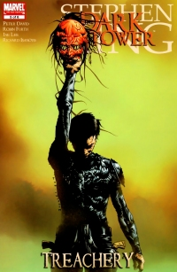 The Dark Tower: Treachery #5