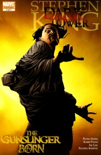 The Dark Tower: The Gunslinger Born #4
