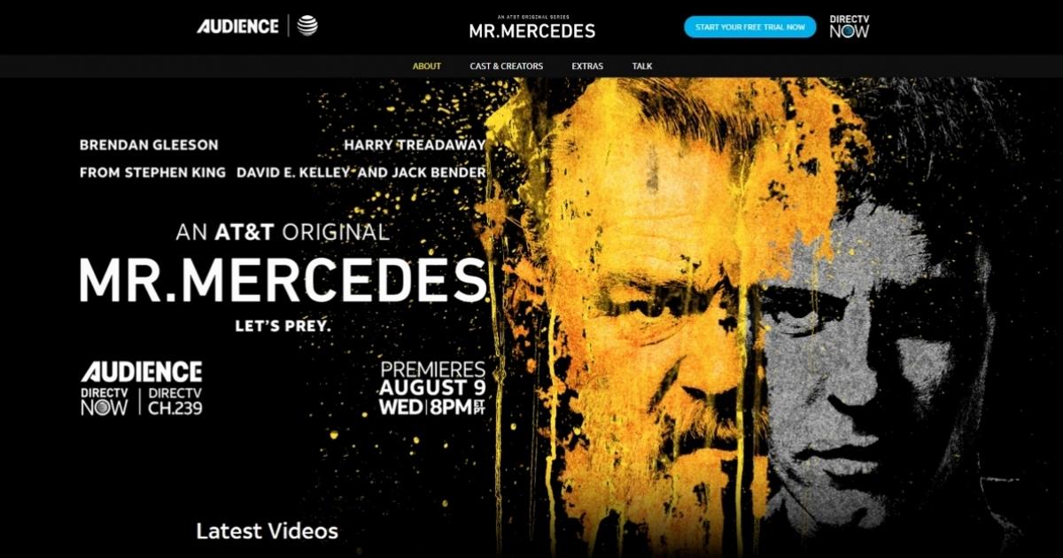 """""""Pan Mercedes"""" - strona internetowa - obrazek"""