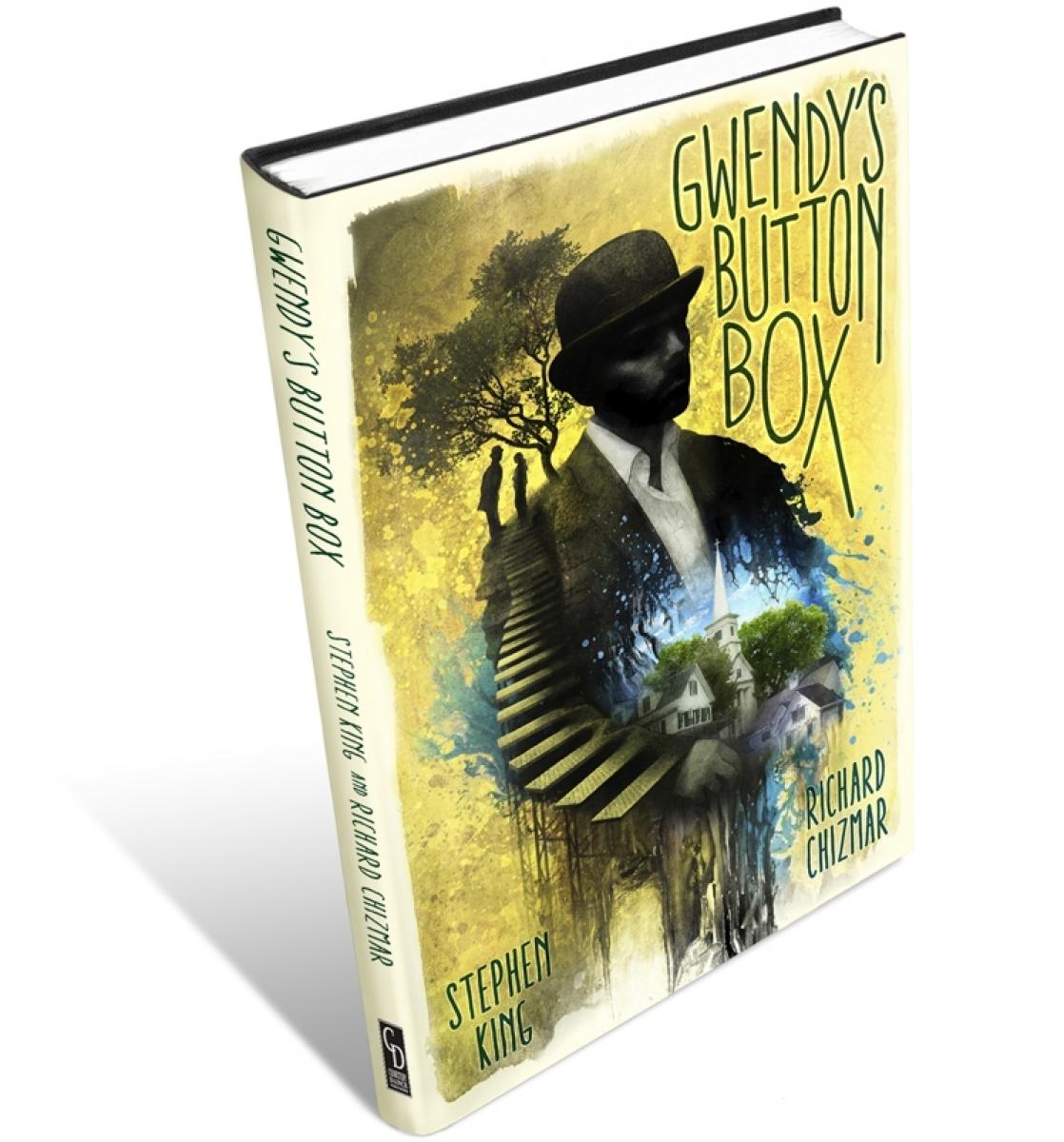 """""""Gwendy's Button Box"""" - wizualizacja książki - obrazek"""
