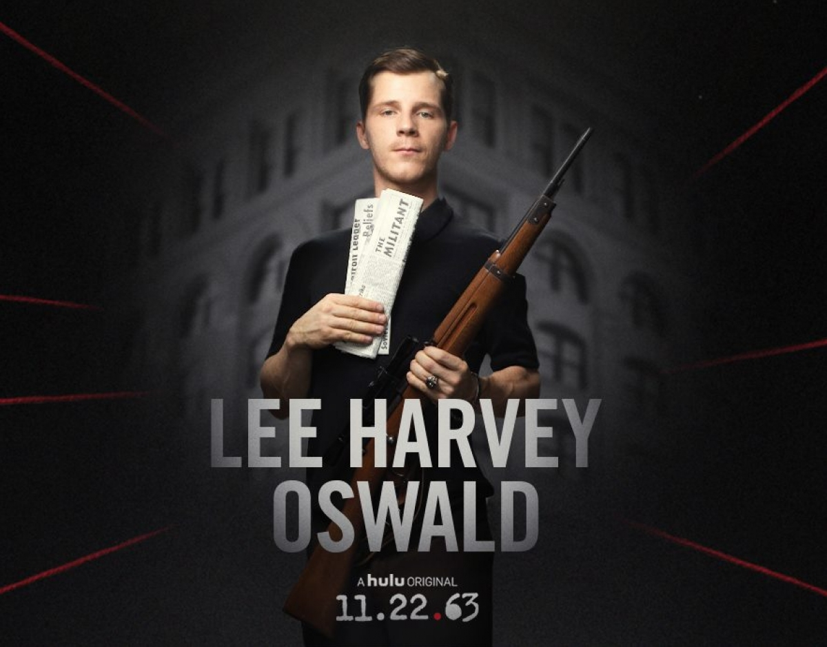 """11-22-63"" - Lee Harvey Oswald - obrazek"