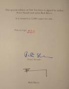 Black House (Donald M Grant) GE - strona z autografem Petera Strauba i Ricka Berry